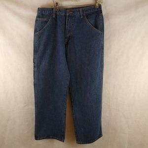 Stanley Jeans - Stanley Carpenter Jeans Tag 34 x 30 Actual 32 x 29